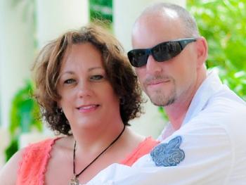 Linda and Bill Photo 2012